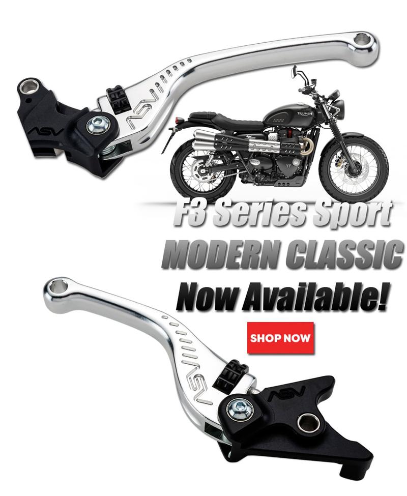 ASV F3 Sport Modern Classic
